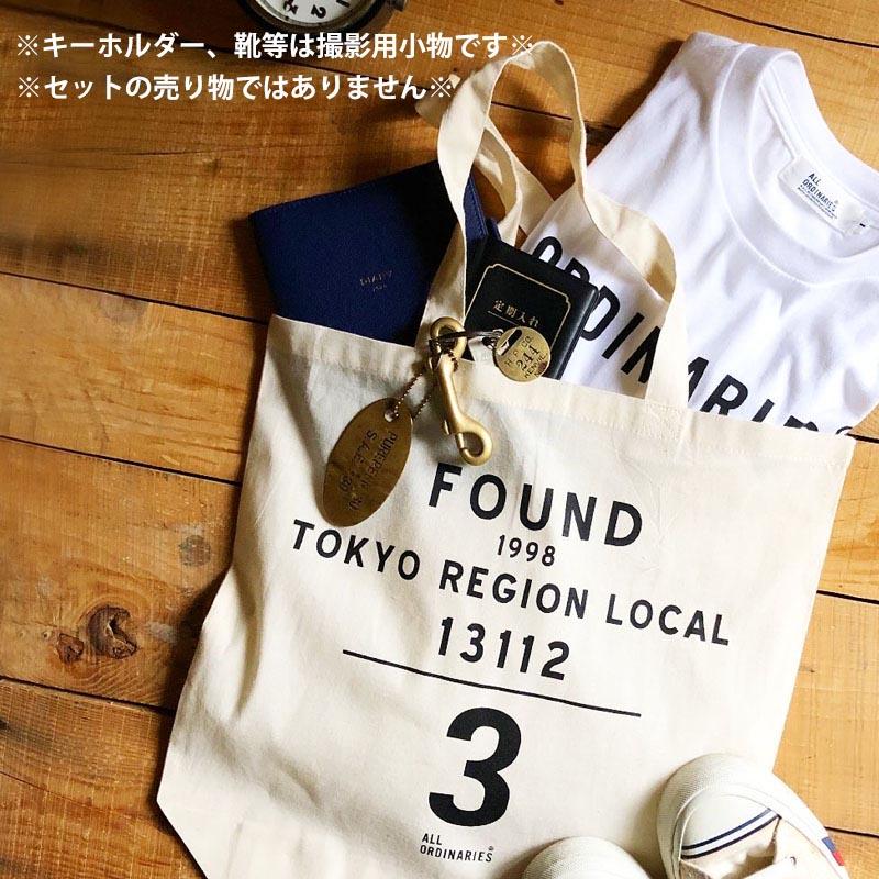 FOUND TOKYO 3 エコトート