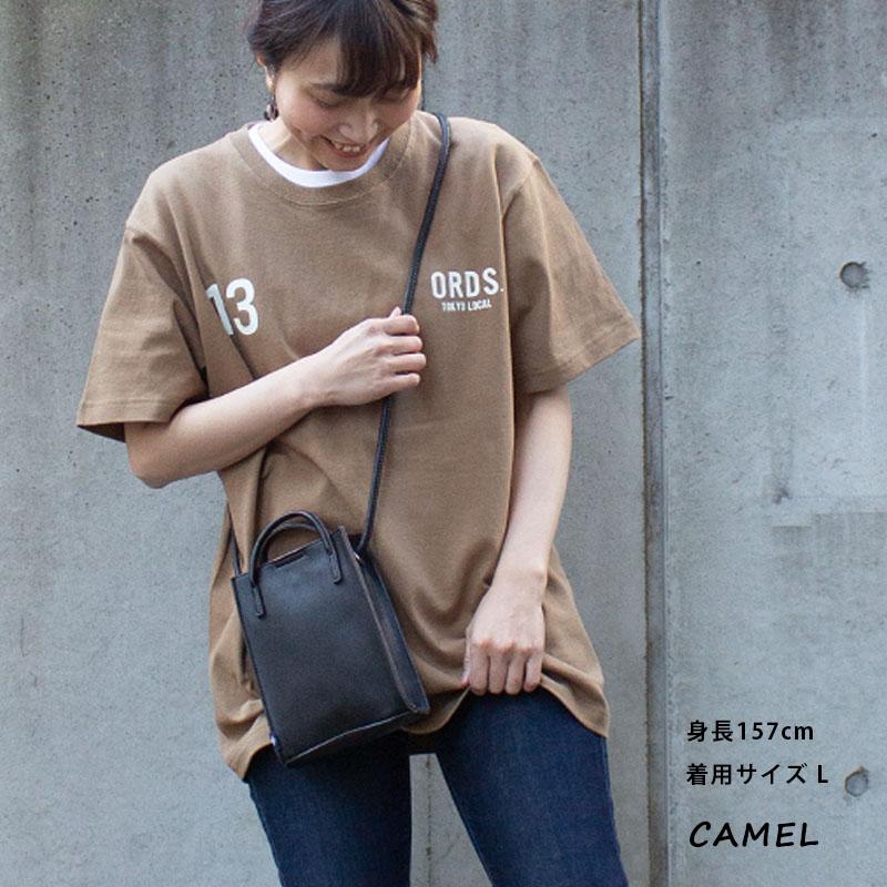 ORDS13半袖ロゴTシャツ