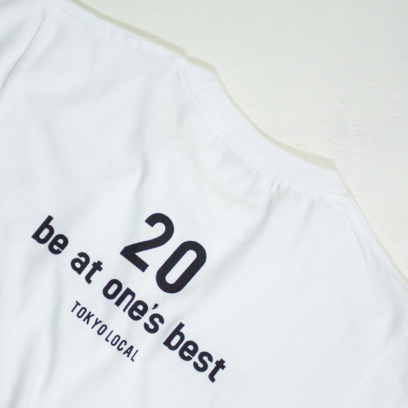 ALL ORDINARIESストレートロゴT 2020