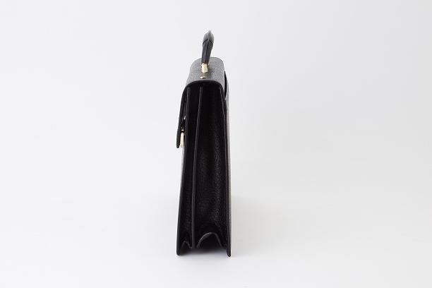レザー バッグ 銀座タニザワ バッファローシリーズ フラップタイプ 39cm