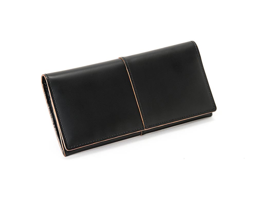 カード入れ付き長財布 コンプレックスガーデンズ 枯淡