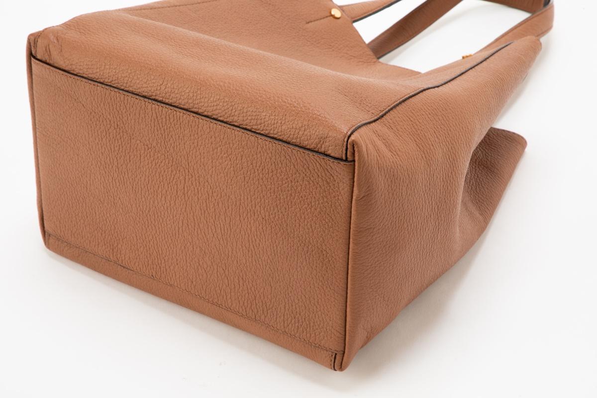 レザー バッグ 銀座タニザワ 2Way トートバッグ マーズシリーズ ブラウン