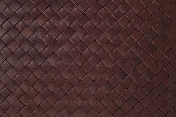 レディース レザー バッグ 銀座タニザワ メッシュ ポシェット 横型 ブラウン