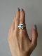Gerochristo / Mediterranean Round Shape Ring