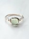 somon jewelryーPrehnite Ring K10 #14
