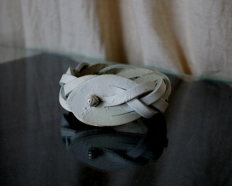GIFTED×kagari yusuke/ 【limited】MYSTERY BRAID BRACELET