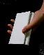 kagari yusuke / カード&キーケース ホワイト