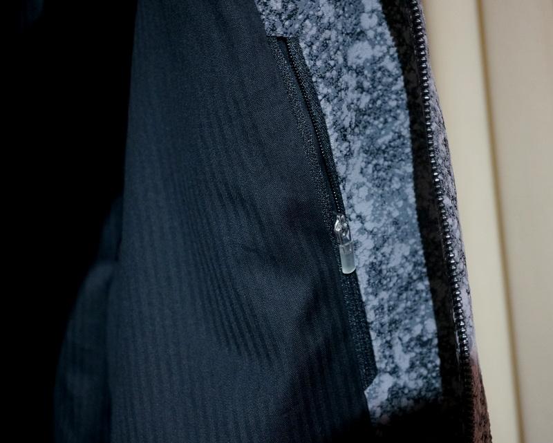 HATRA / Moon coat (Black)
