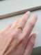HAVITAS Granulation narrow ring (K18YG)