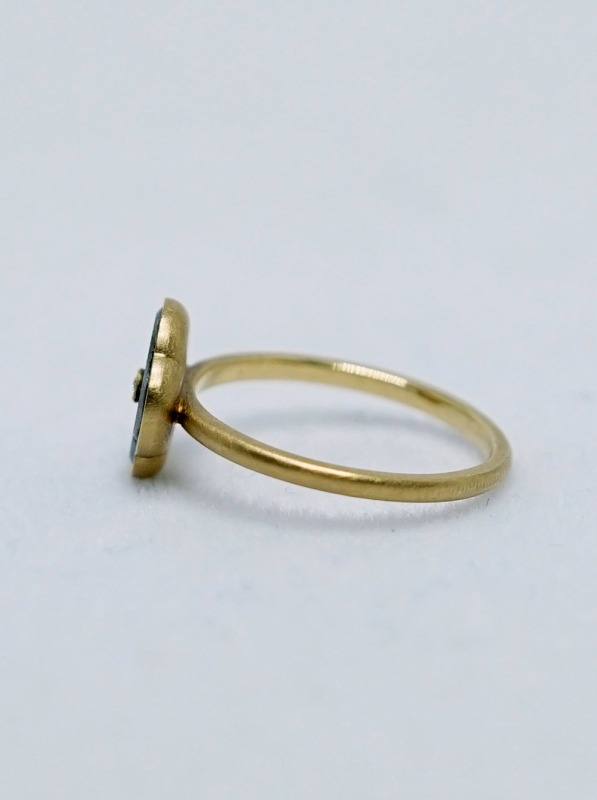 YES / Iron Plate Ring ○