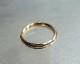 GICLAT / ring on ring K18YG/WG