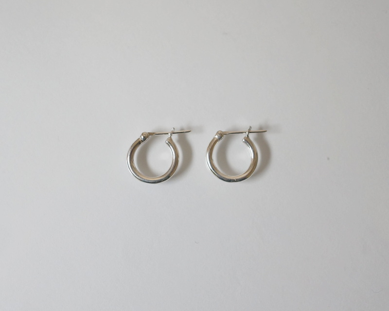 Losau /  mini hoop pierce(シルバー)