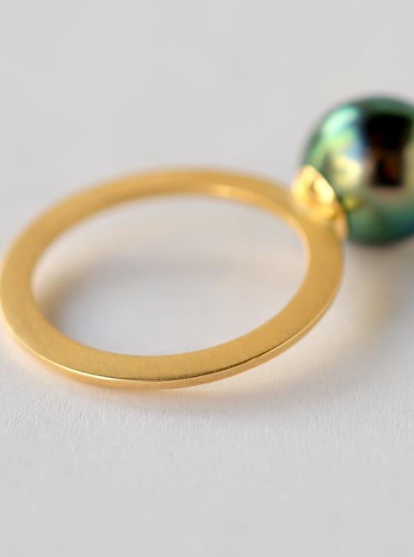 minimumnuts(ミニマムナッツ)half flat ring
