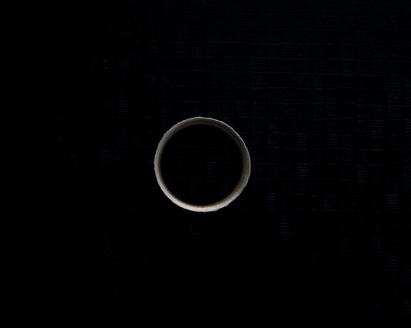 Kuraishi Takamichi / 「白布(古木)」11号