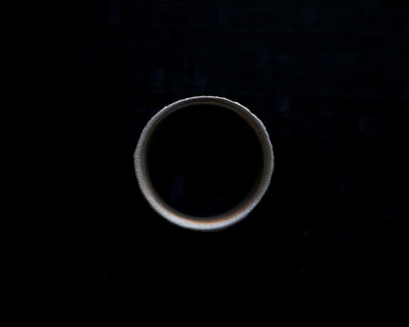 Kuraishi Takamichi / 「白布(古木)」7号