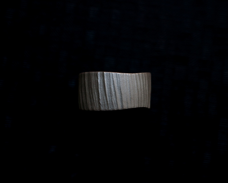 Kuraishi Takamichi / 「白布(古木)」3号