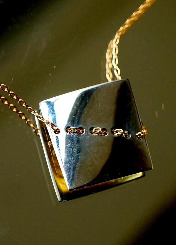 uM / stitch bracelet (square)