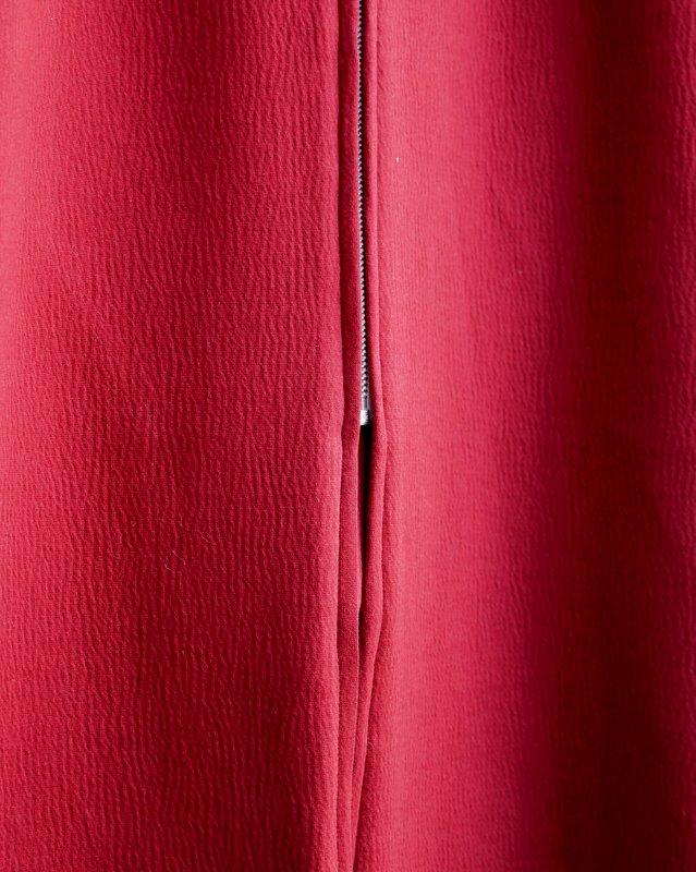 HATRA CRコート(burgundy)