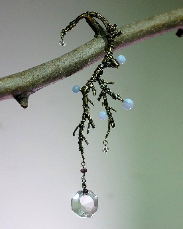 yuka ishikawa  特別な祈りの為の耳飾り
