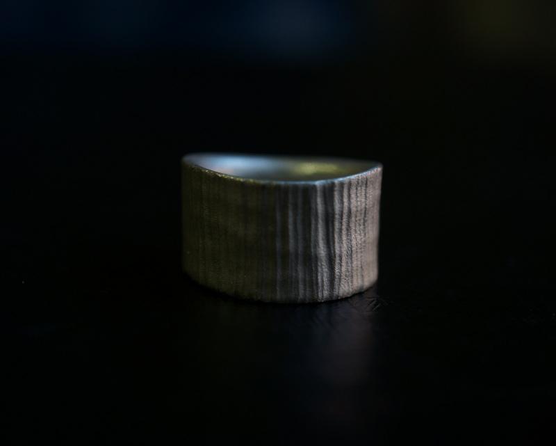 Kuraishi Takamichi / 「白布(古木)」1号