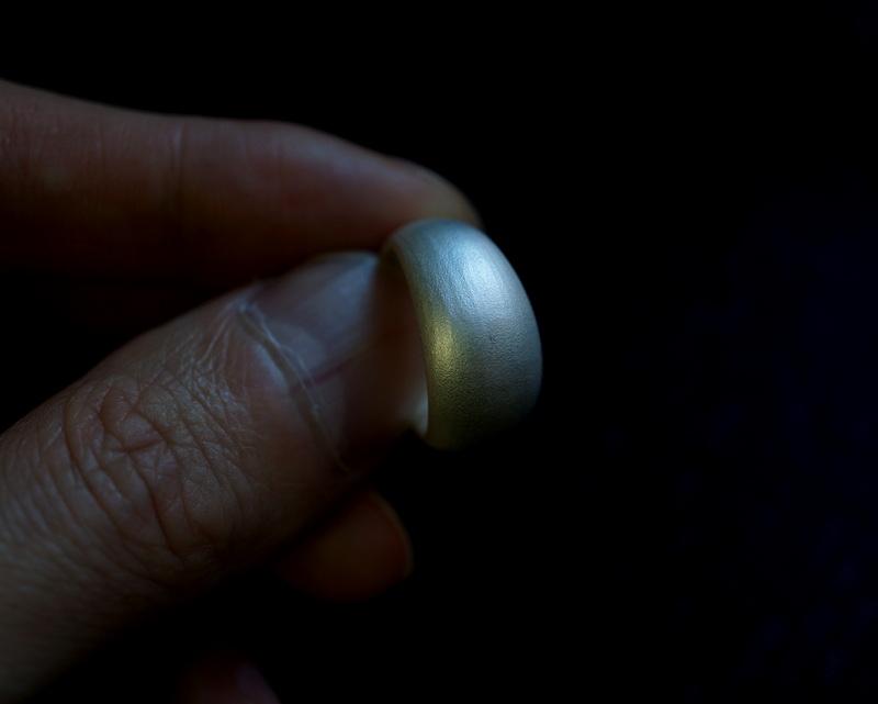 Kuraishi Takamichi / 「白布(まるみ)」8号