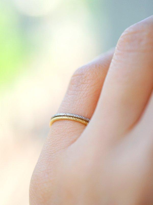 GICLAT(ギクラ) ring 【G30R2Y】〜#5