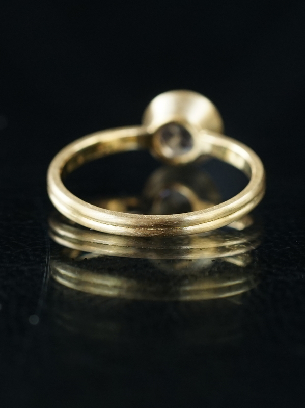 H.MASUZAKI / QUARTZ RING K18