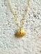 WATARU YAMAZAKI (ワタル ヤマザキ)Pendant Baby nail shell K18GG