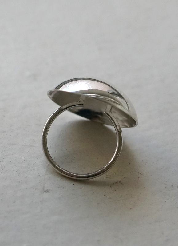 in her Output ring