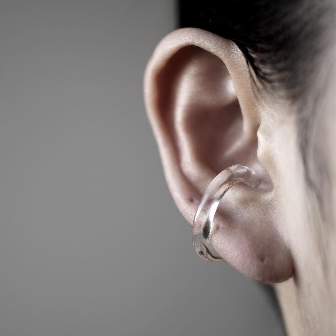 bubun (ブブン) solo - HOOP [M] - earcuff