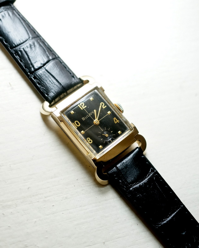 Vintage / BULOVA 1940's 手巻き