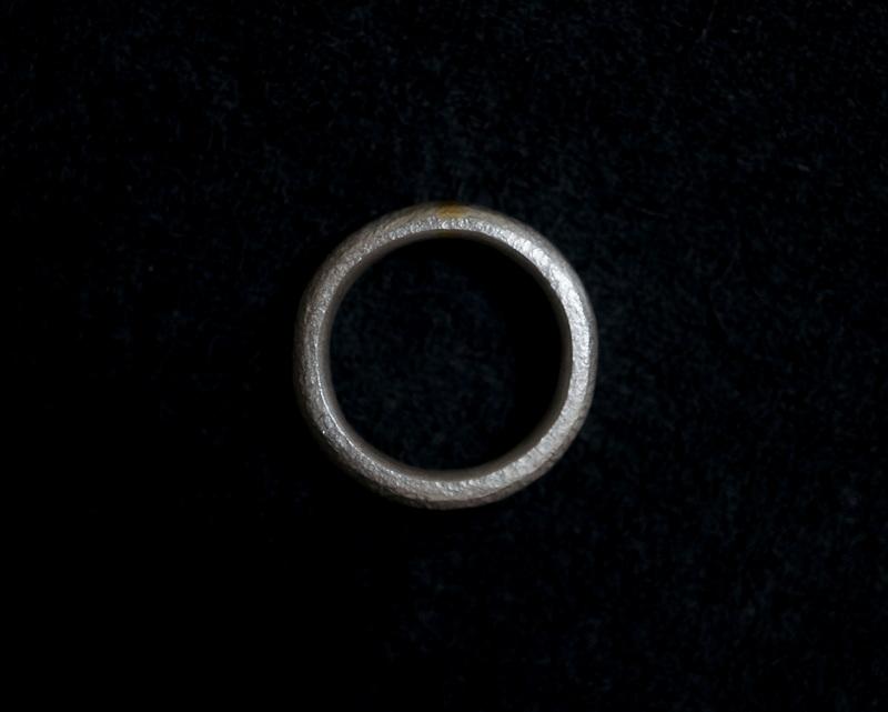 Kuraishi Takamichi / 巡る指環  「鍛金の指環」