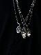 Gerochristo / Box Chain Necklace 80cm