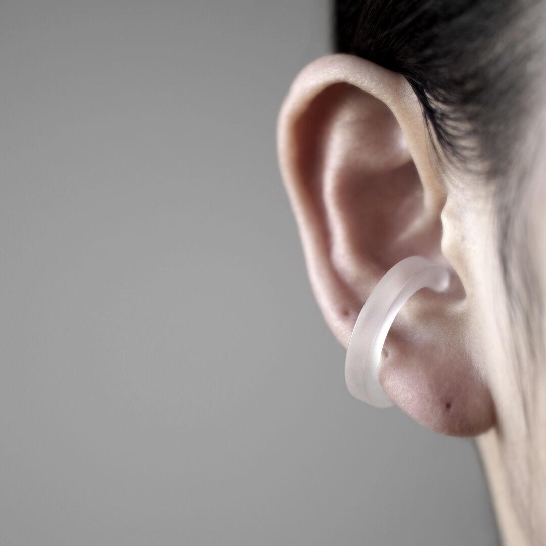 bubun (ブブン) blank - HOOP [S] - earcuff