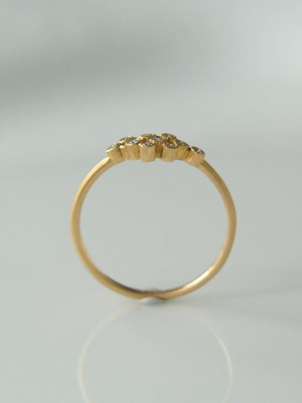 GICLAT /  ring 【G26R3Y】 K18