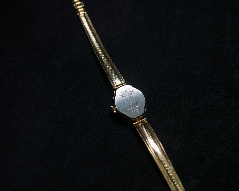 Vintage / OLMA スイスデッド 手巻き