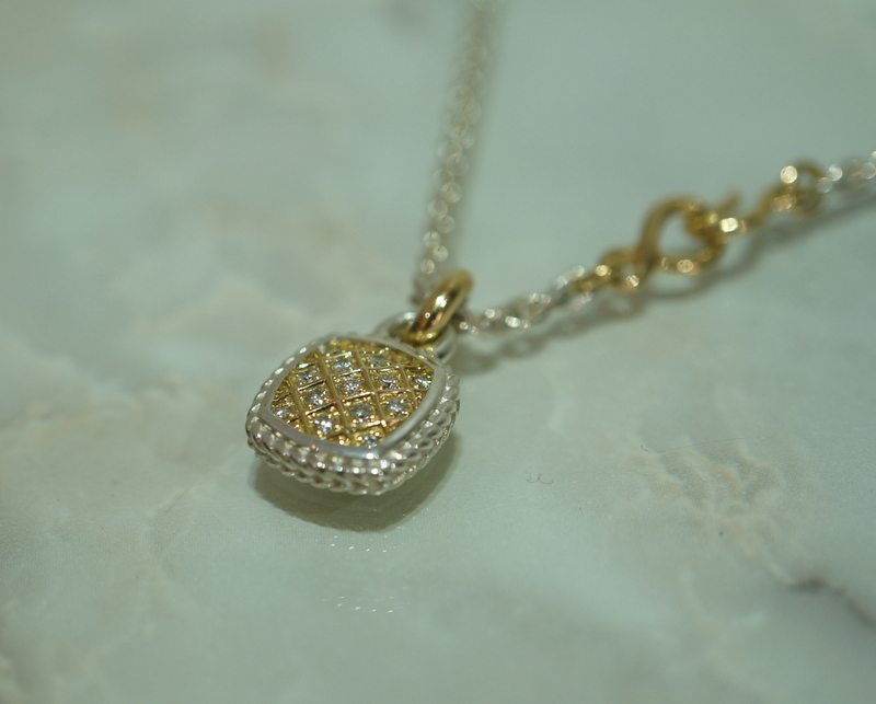 GIFTED/ ARCHE NECKLACE YGSVD