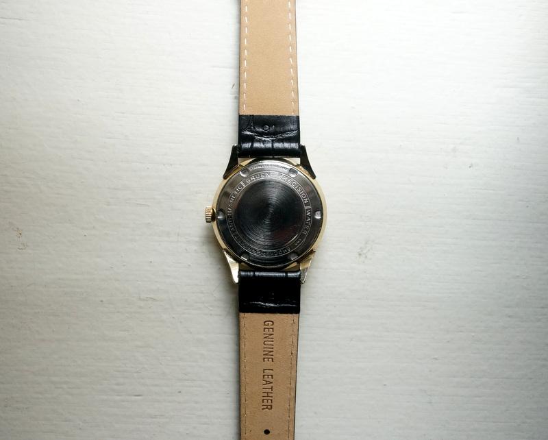 Vintage / GRUEN  1950's 手巻き