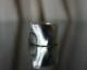 uM / FOLDING METAL LARGE SIZE WIDE RING