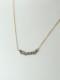 GICLAT necklace 【G02N9K】 K18