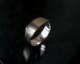 uM / FOLDING METAL LARGE SIZE RING(マット)