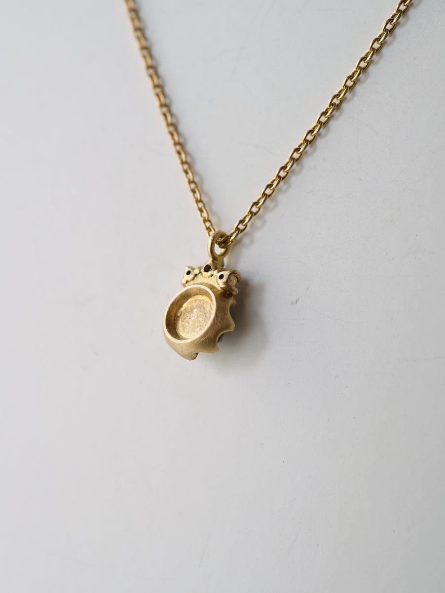 YES / Iron Rose Necklace 3Dia