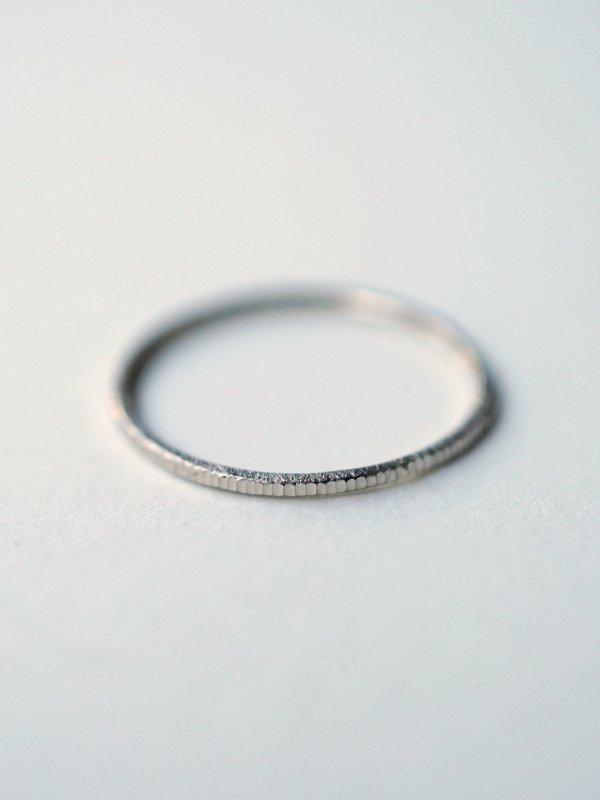 GICLAT(ギクラ) ring 【G30R2W】〜#5