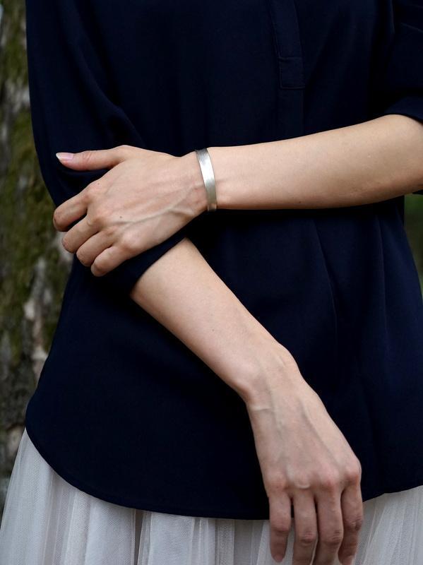 【期間限定11/29まで】WATARU YAMAZAKI(ワタル ヤマザキ)Leaf Bangle