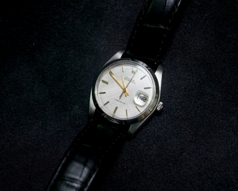Vintage /   ROLEX 1977`s  OYSTER DATE Ref.6694