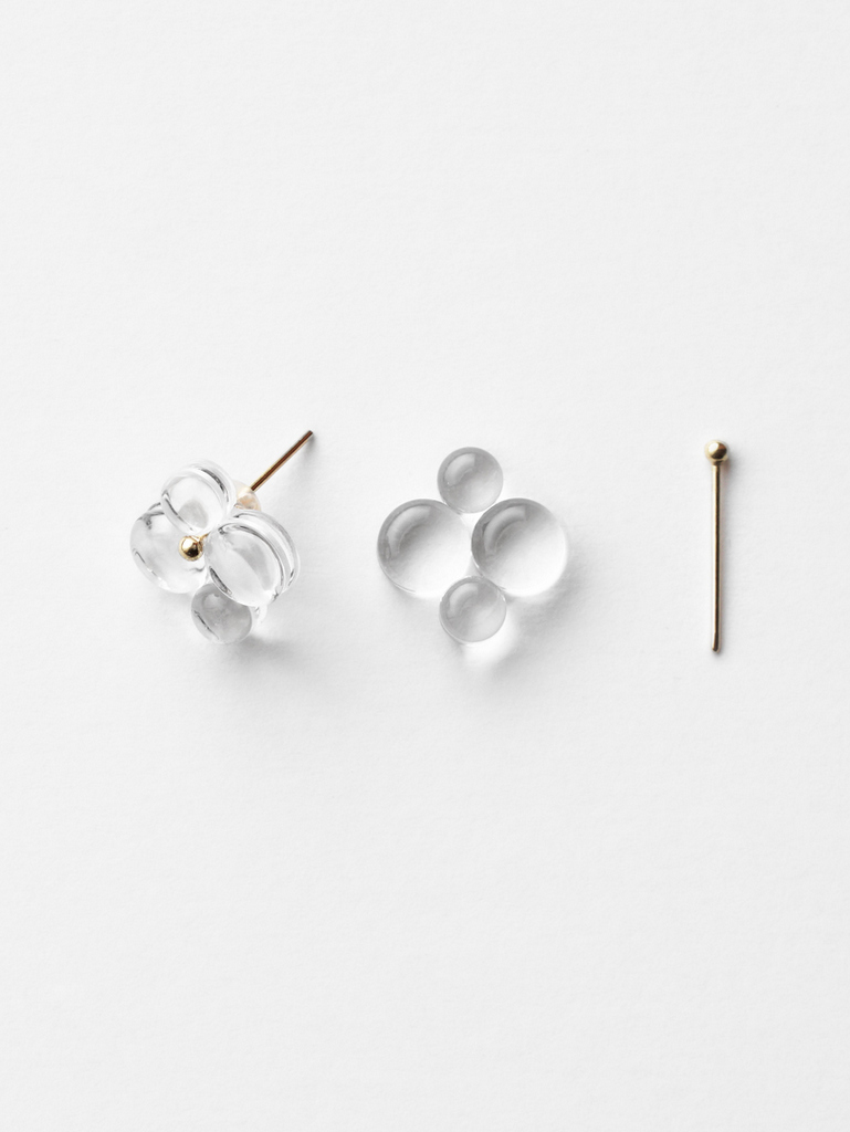 bubun (ブブン) boe060 #6 earrings