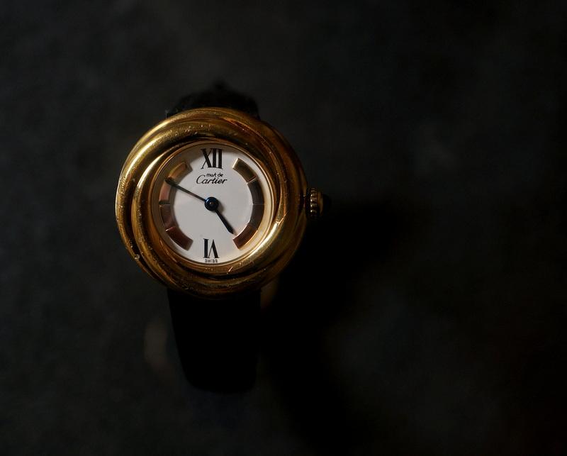 Vintage / Cartier マストトリニティ(PL08971)