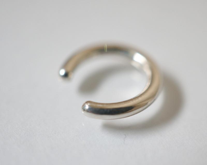 Losau /  mini hoop cuff(シルバー)