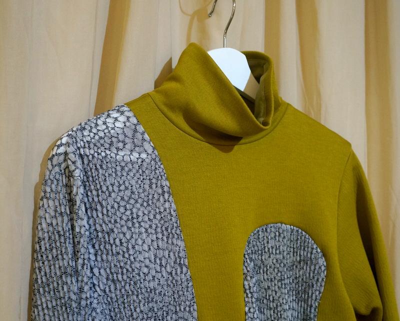 HATRA / Equilibre Neuro Lace Robe  Gray