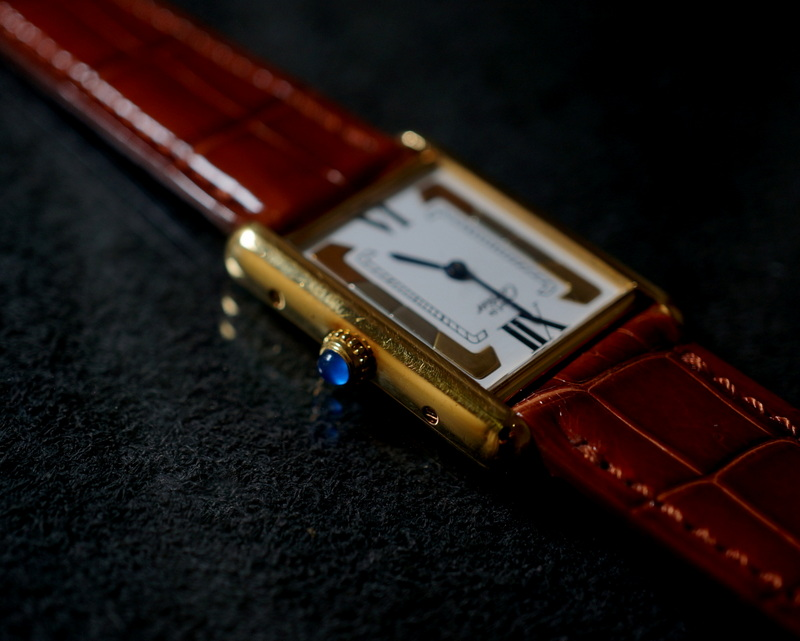 Vintage / Cartier マストタンク(590005 104901)